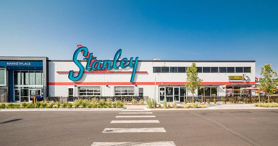 Stanley marketplace aurora denver colorado